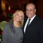 Alexandra Caprioli, da Prefeitura de Campina, e Alberto Fontolan