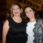 Ana Luiza Masagão Menezes, diretora Comercial & Marketing, e Renata Pimenta, gerente de Marketing, do Royal Palm Plaza