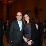 Antônio e Carolina Dias, do Royal Palm Plaza