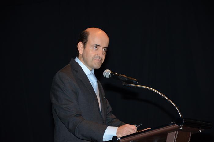 Antonio Dias, diretor-executivo do Royal Palm Plaza
