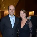 Antonio Dias, diretor Executivo, e Sandra R.M. Neumann, diretora Geral, do Royal Palm Plaza
