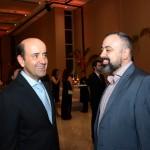 Antonio Dias, e Anderson Masetto, do M&E