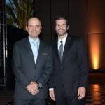 Antonio Dias, e Filipe Oliveira, da OR Construtora