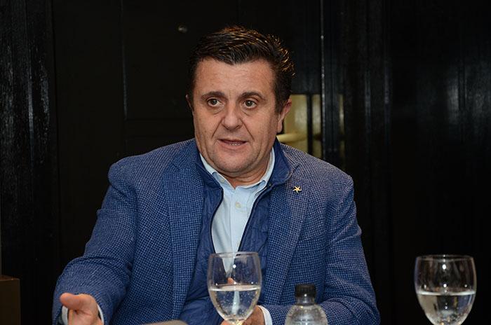 """Aurelio Vázquez, COO do Grupo Iberostar: """"Podemos duplicar ou até triplicar a cifras em negócios gerados no mercado brasileiro"""""""