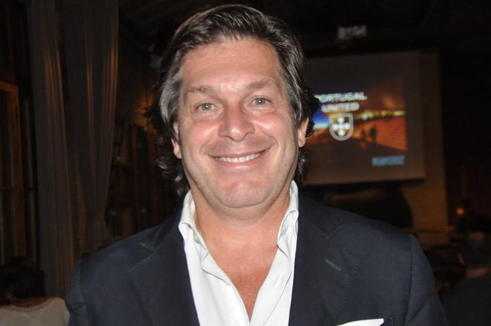 Bernardo Cardoso, diretor do Turismo de Portugal no Brasil