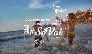 Atlantica Hotels e Vert Hotéis se unem a MaxMilhas e Movida em campanha