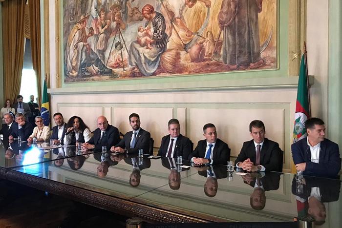 Campanha lançada pelo Ministério do Turismo em parceria com o Iphan reúne representantes do setor