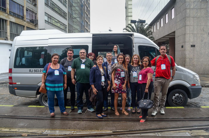 Caravanas Rodoviárias dos ECBs Rio e São Paulo