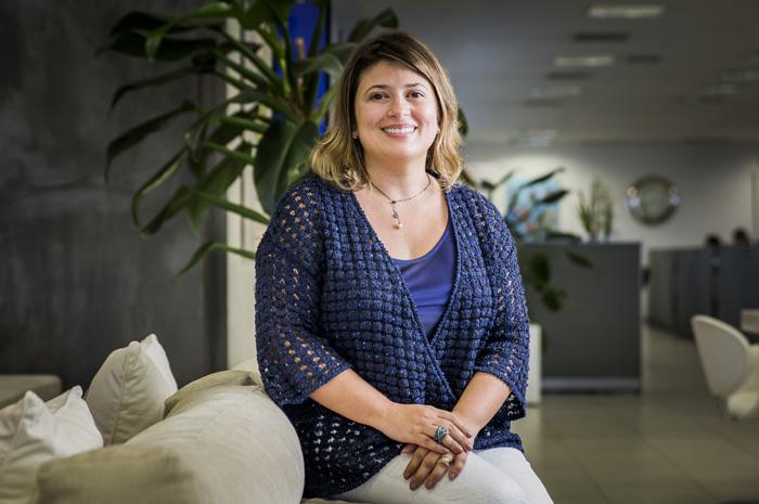 Carla Mota, diretora de RH do Grupo Flytour