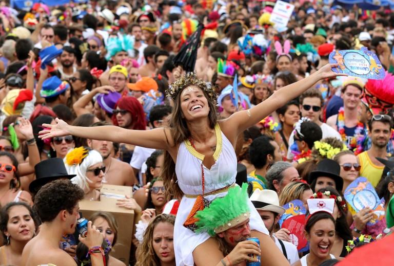 Carnaval BLoco Agencia Brasil