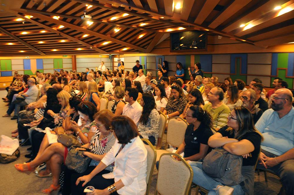 Cerca de 150 agentes participaram do treinamento da Nice Via Apia no RJ