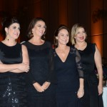 Cleide Baletre, Angela Landimann, Sandra Neumann e Ana Luiza Masagão Menezes, do Royal Palm Plaza
