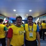 Daniel Catani e Azzis Rachid - Diretores de Vendas da CVC