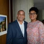David Germain e Elsie Sinon, da The Seychelles Islands