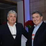 Eduardo Colturato e Carlos Alberto Parente