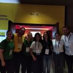 Equipe da Serra Gaúcha, com receptivo Turistur, Snowland e LAghetto, com Rodrigo Sa, na sala de treinamento