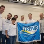 Equipe de Líderes da Trend
