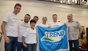 Trend reúne 300 profissionais em workshop em São Paulo; fotos