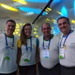Equipe de Vendas do Rio de Janeiro e Claiton Armelin