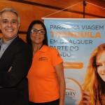 Erick Lorga e Flávia Ribeiro, da Affinity