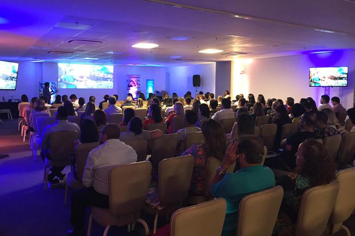 Evento capacitou 140 agentes em Recife