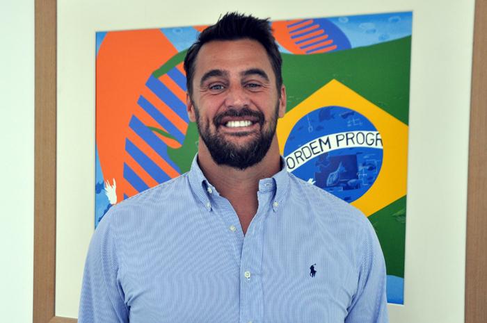 Fábio Oliveira, diretor-executivo da Flytour MMT Viagens