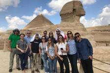 Flytour Gapnet Consolidadora realiza famtour no Egito