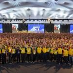 Convenção da CVC reuniu 1,8 mil participantes em Porto de Galinhas