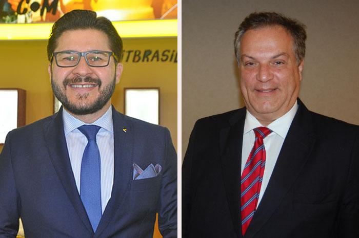 Gilson Lira e Walter Vaconcelos foram exonerados nesta sexta (15).
