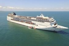 Com quatro navios no Brasil, MSC amplia oferta em 15% para temporada 2019/2020