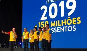 CVC terá oferta de 150 milhões de assentos em 2019; veja fotos da Convenção