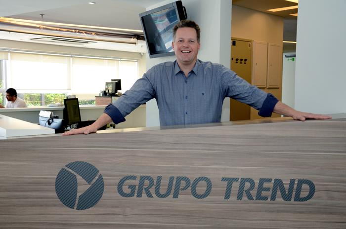 Mauricio Favoretto, diretor Geral da Trend