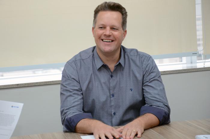 Mauricio Favoretto iniciou como diretor da Trend em novembro