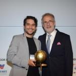 Renato Fabri, sócio-fundador do Omelete&CO
