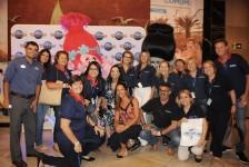 Universal apresenta hotel com diária a US$ 85 e mais novidades para 400 profissionais no RJ
