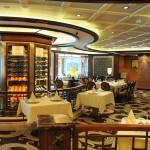Restaurante Sabatini's já é padrão dos navios da Princess Cruises