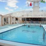 Retreat Pool & Bar só recebe adultos