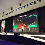 Ricardo Amorim faz palestra na Convenção CVC