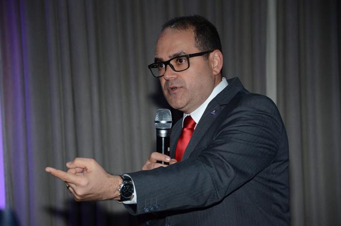 Roberto Bertino, presidente do Grupo Nobile