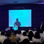 Roberto Oliveira, diretor Comercial da Travel Ace também fez uma apresentação