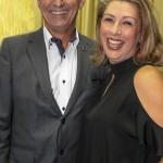 Rogerio Siqueira e Margot Rosenbrock, Vice Presidente Balneário Camboriú Conventions