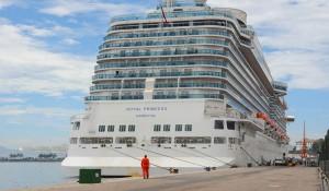 Princess Cruises anuncia retorno de mais três navios