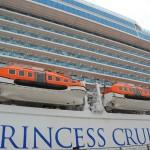 Royal Princess tem capacidade para 3,6 mil passageiros