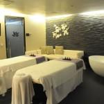 Sala de Spa feita para casais