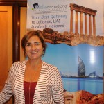 Silvana de Oliveira, da Rida International Tourism & Travel