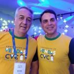 Sylvio Ferraz e Emerson Belan