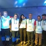 Sylvio Ferraz e o seu time de produtos internacionais