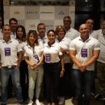 Time de líderes de vendas da RexturAdvance do Sul