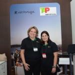 Vera Buecker e Renata Di Bernardo, da TAP
