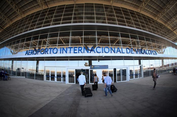 Este é o sétimo mês consecutivo de avanço na movimentação de pessoas no aeroporto de Campinas